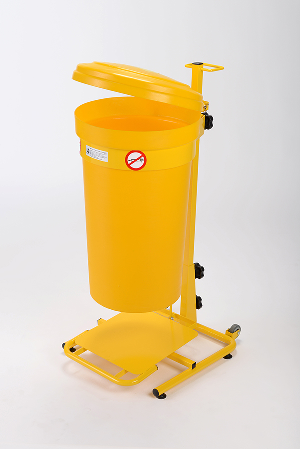 Medical Apparatus Supplies Sdn Bhd Mobile Pedal Operated
