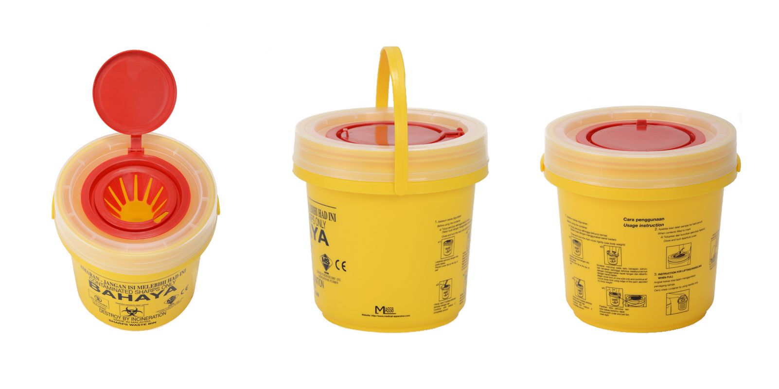 Sharps Waste Bins, Sharps Container, Sharps Containers